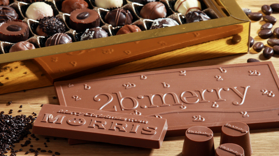 How to Use Bespoke Chocolate in Your Business