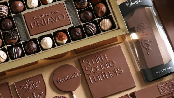 Why You Should Order Custom Logo Chocolates