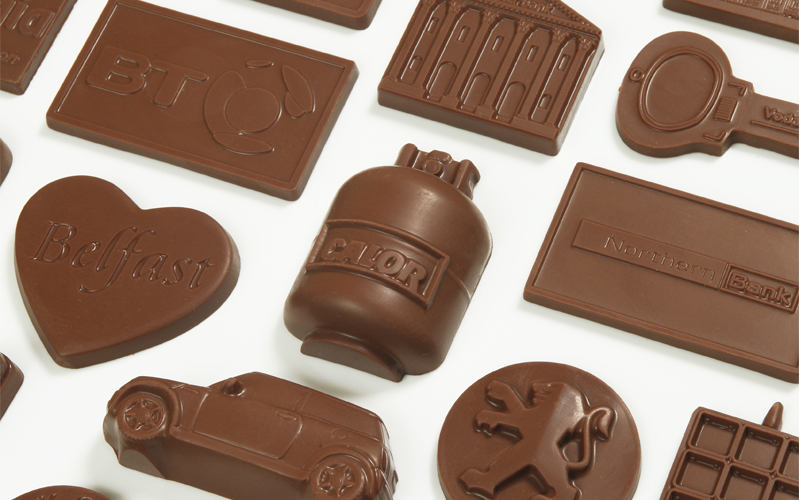 Why Buy Bespoke Moulded Chocolate?