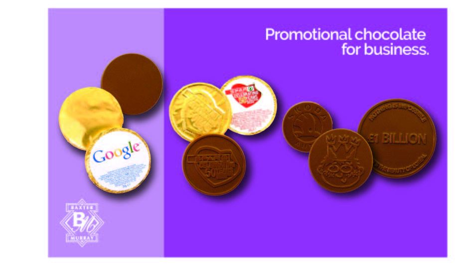 How to Use Branded Chocolate Coins
