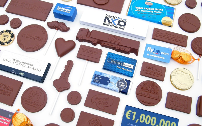 The Battle for the Best Promotional Chocolate