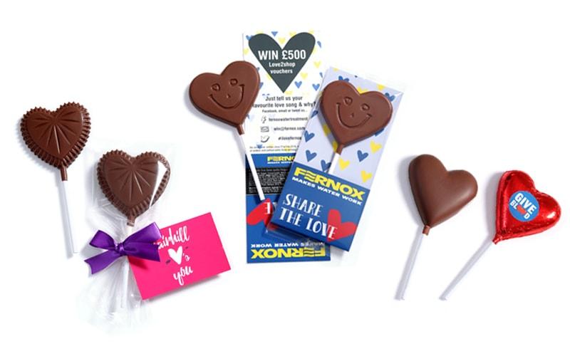 Clients Love Custom Chocolate