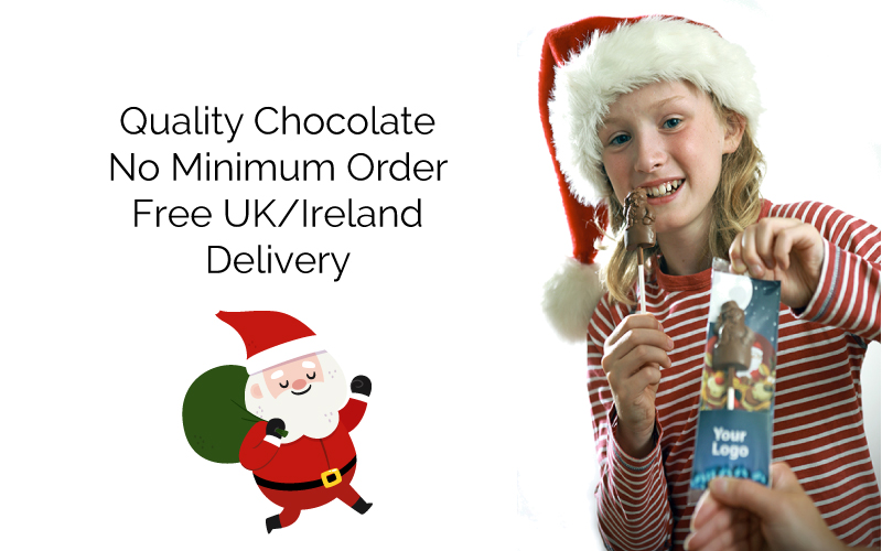 Chocolate is the best Santa's Grotto Giveaway