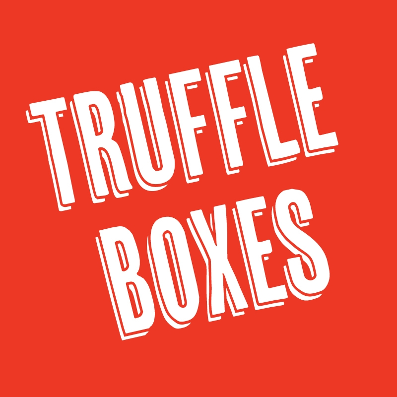 Christmas Truffle Boxes