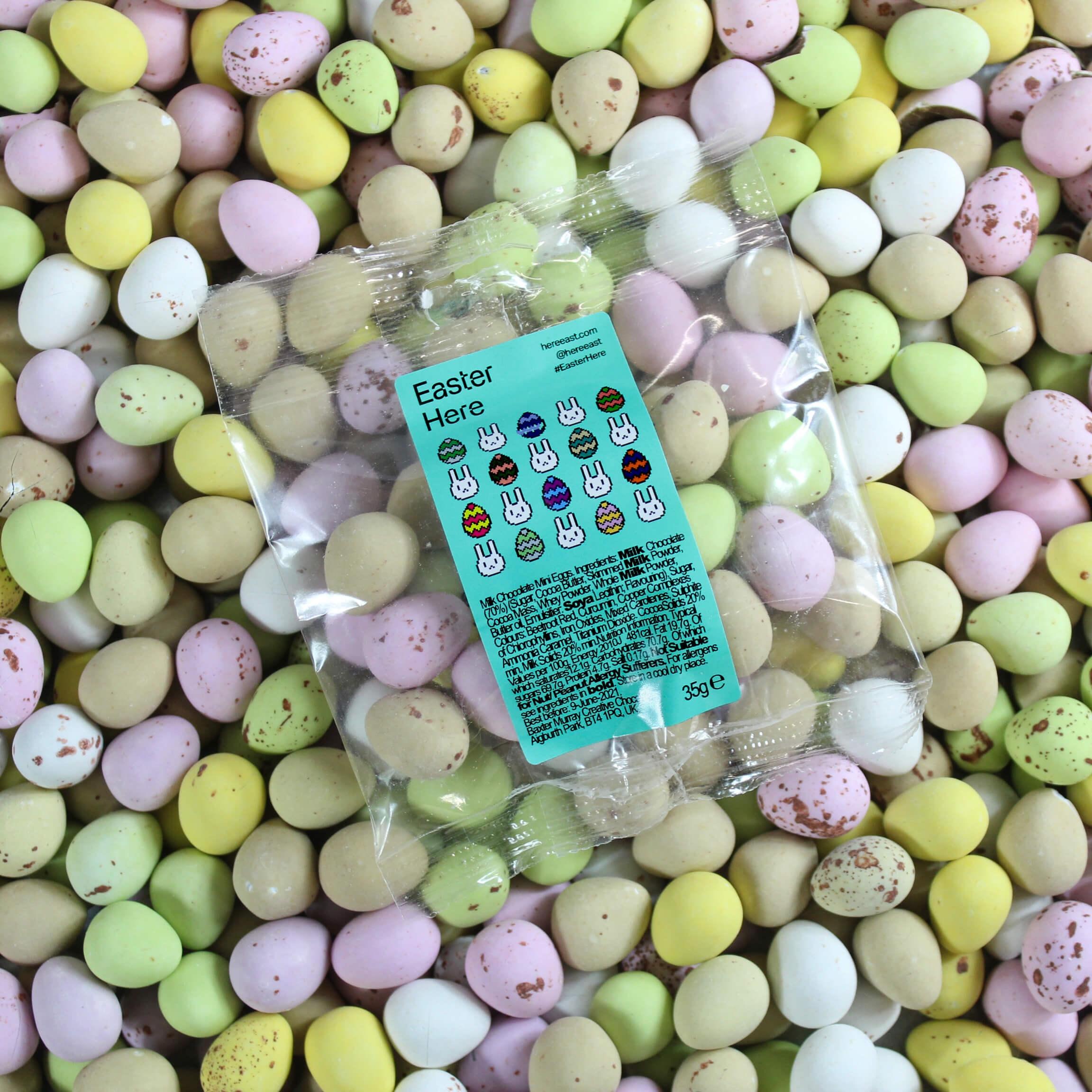 Easter Mini Eggs