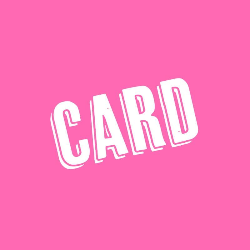 Valentine's Chocolate Card