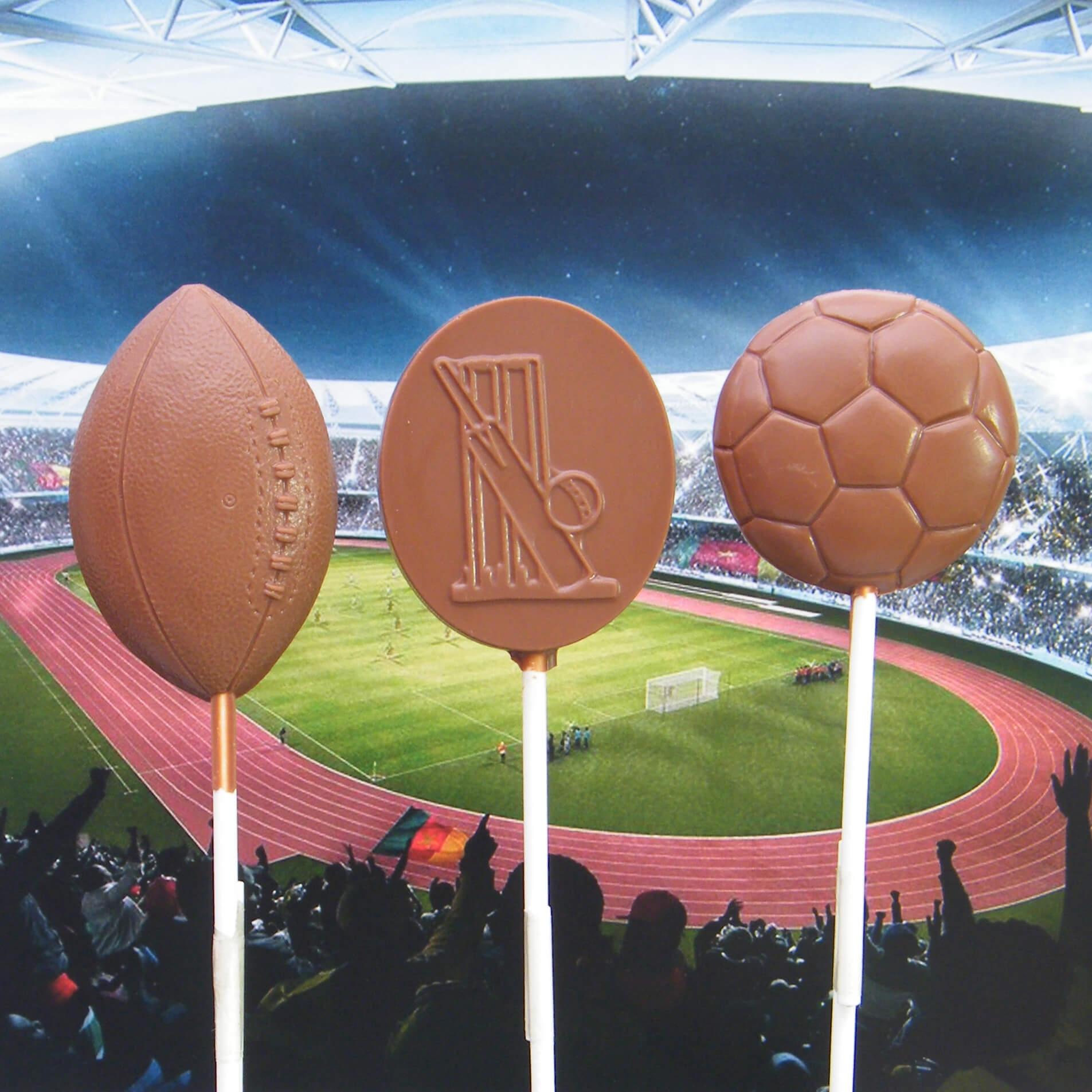 Sports Chocolates