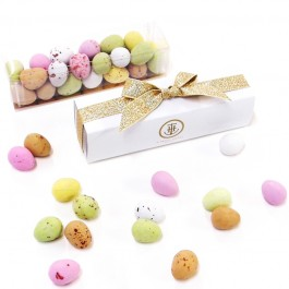 Mini Eggs in a Personalised Box