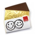 Personalised Happy Valentines Day Chocolate Bar