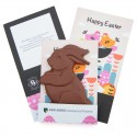 Corporate Chocolate Easter Bunny