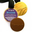 Bespoke Chocolate Medals - Promotional Gift