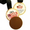 Promotional Chocolate Medals