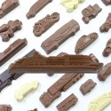 Corporate bespoke Chocolate Cruise Ship Gift