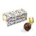Corporate Dinner place setting 2 chocolate box