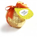 Corporate Chocolate Easter Egg with Personalised Tag