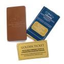 Bespoke Golden Ticket Chocolate Bar