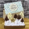 Happy Holidays Chocolate Hamper
