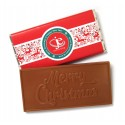 Personalised Merry Christmas Bar