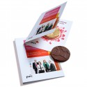 Invitation Chocolate Card
