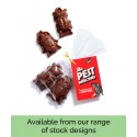 Bespoke Chocolate Beetles for Pest Control Business