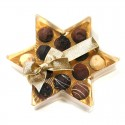 Promotional Christmas Star Truffle Box