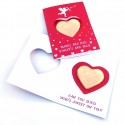 Promotional Chocolate Greetings Card