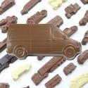 Promotional Chocolate Van